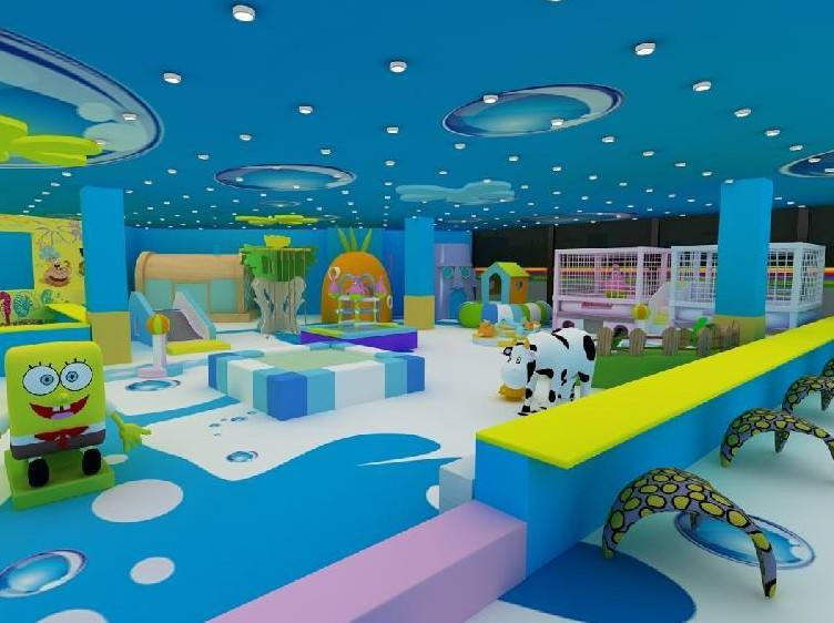 Indoor playground trends