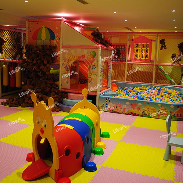 Indoor Soft Play Equipment Have Good Prospects And High Profits, Opening The Door To Wealth For You