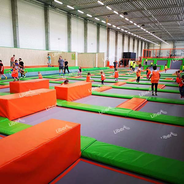 What Are The Main Customer Groups For Small Indoor Trampoline?