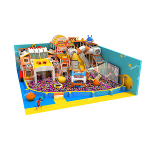 The Customization of Indoor Theme Soft Play Paradise of Cars