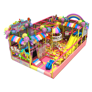 Liben Hot Sale Toy Children Commercial Soft Play Area