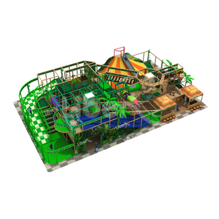 TUV Certificate Approved Soft Kids Indoor Fun Park