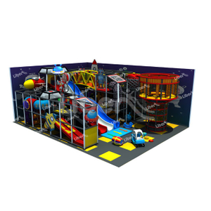 High Quality Children Amusement Park Kindergarten Kids Playhouse Indoor Playground