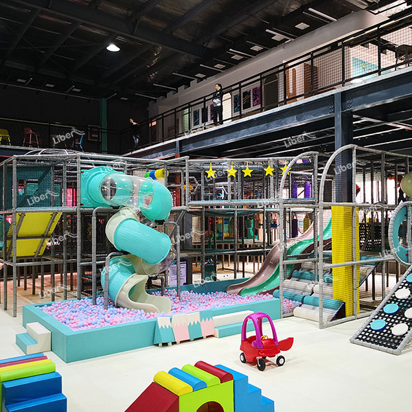 How To Choose A Manufacturer For Indoor Soft Play Equipment? Which Kids Like It Better?