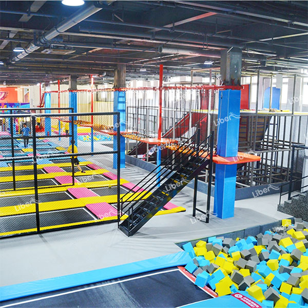 Is The Indoor Children Ropes Course Project Popular? How Do You Manage It Well?