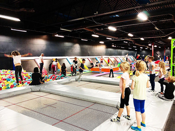 What Trampoline Park is Gaining Popularity in Market?