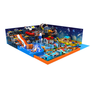 Liben Kids Plastic Indoor Soft Play