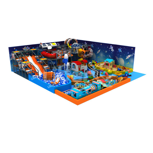 Space Theme Kids Fun Play Centre Indoor Activity Park