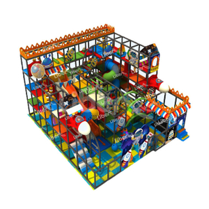 Children Indoor Playground with Soft Play