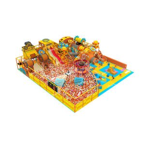 Level Challenge Children's Indoor Playground Equipment