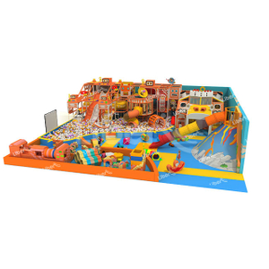 Indoor Soft Play Educational Paradise of Manufacturer Customization
