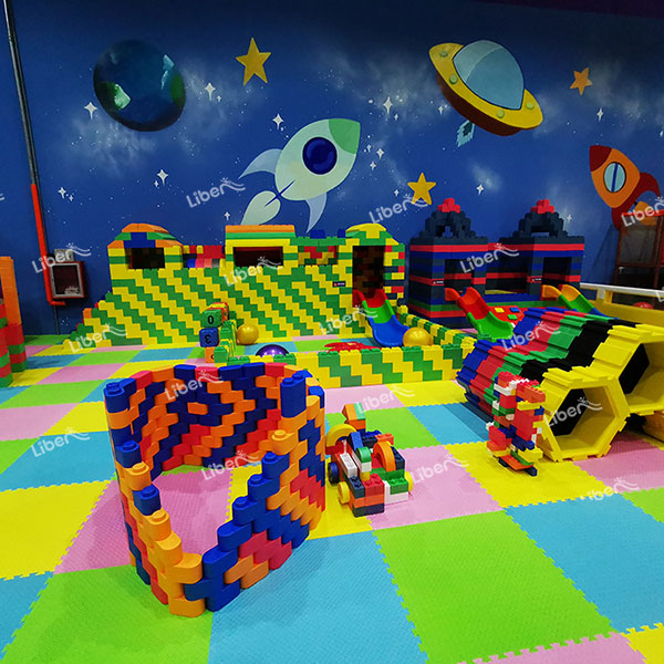 How Do You Choose Indoor Soft Play Equipment? What To Look For?