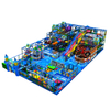 Ocean Theme Children Play Space Indoor Playground