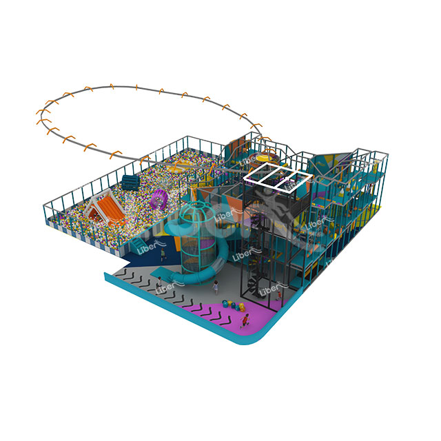 Indoor Soft Play Million Sea Ball Equipment