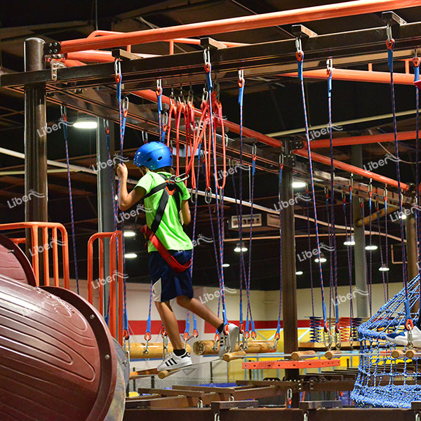 What Are The Benefits Of Indoor Smart Ropes Course For Children? Is The Investment Cost Much?