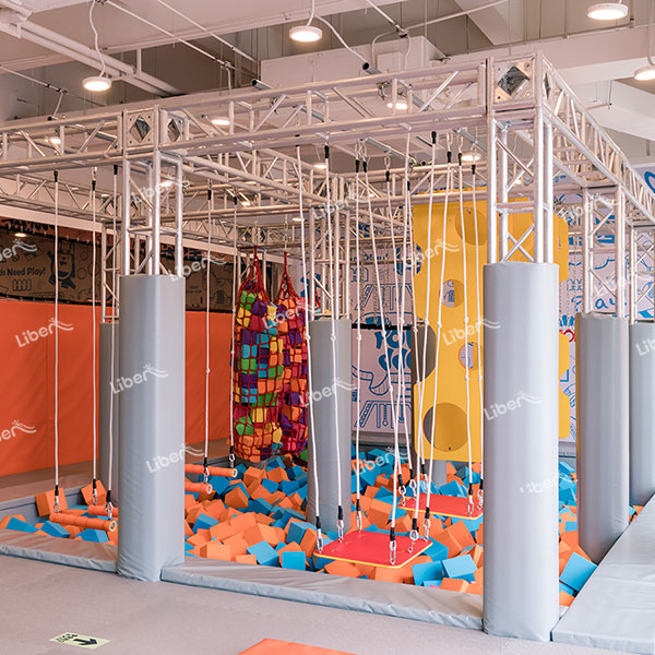 What Is Indoor Ropes Course? What Things Should Be Paid Attention To During Play?