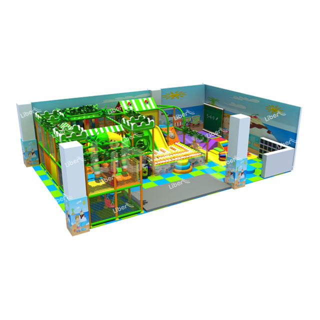 Children Indoor Playground Set