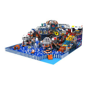 Flame Retardant Material Kids Indoor Fun Park