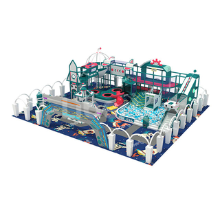Fun Place Kids Play Centre Indoor Activity Park Manufacturer